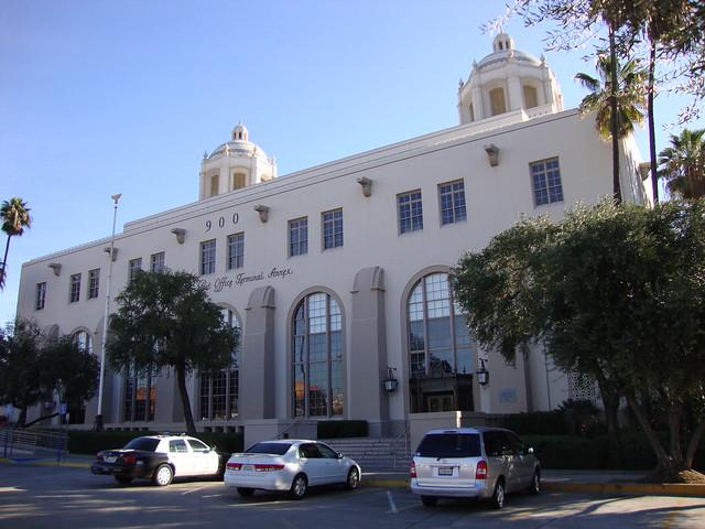 Post Office 90052 Terminal Annex (Los Angeles, California ...