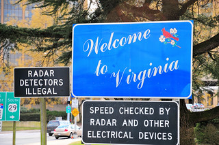 Welcome to Virginia Sign from Key Bridge