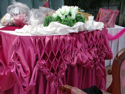 Table Skirt Design 73