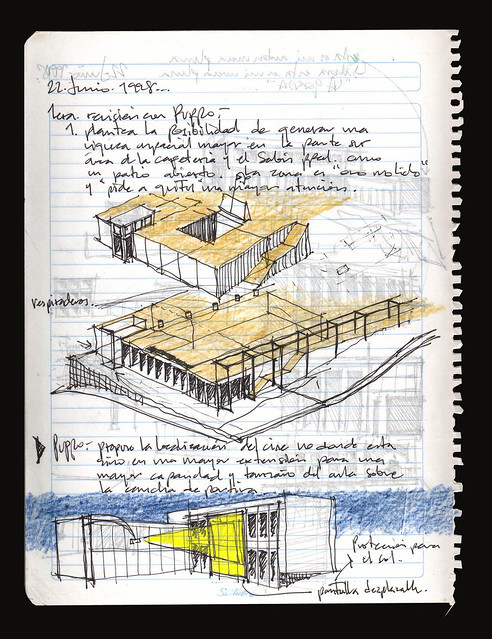 sport architecture thesis