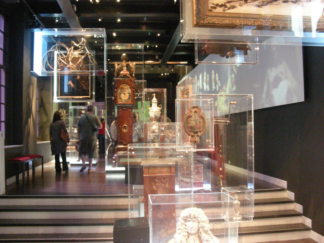 Entrance of Amsterdams Historisch Museum.