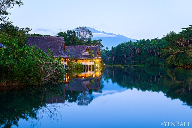 Tiaong Quezon Villa Escudero Blue Hour Flickr Photo