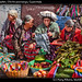 Women at market, Chichicastenango, Guatemala
