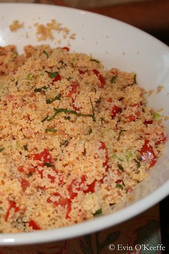 Pascale's Couscous Salad