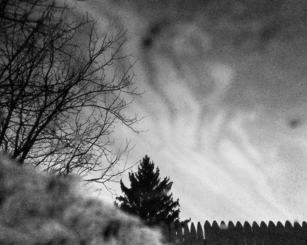 haunted sky.