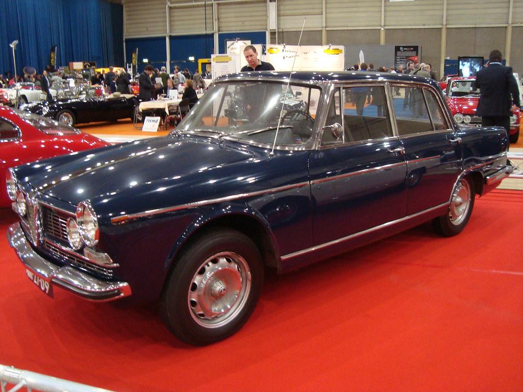 Maastricht Classic Car Show