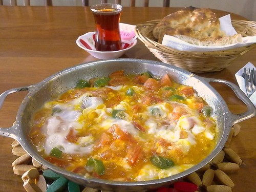 The traveling hungryboy menemen from anatolia turkish for Anatolia turkish cuisine