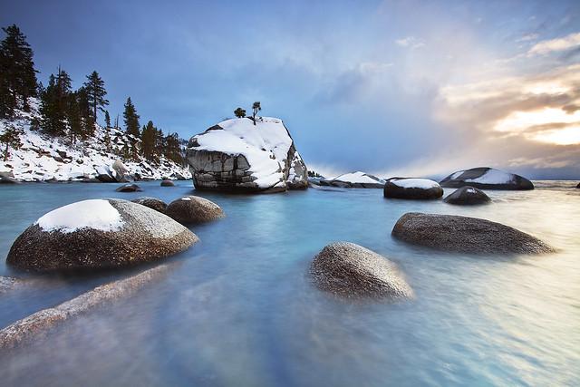 bonsai rock lake tahoe - photo #16