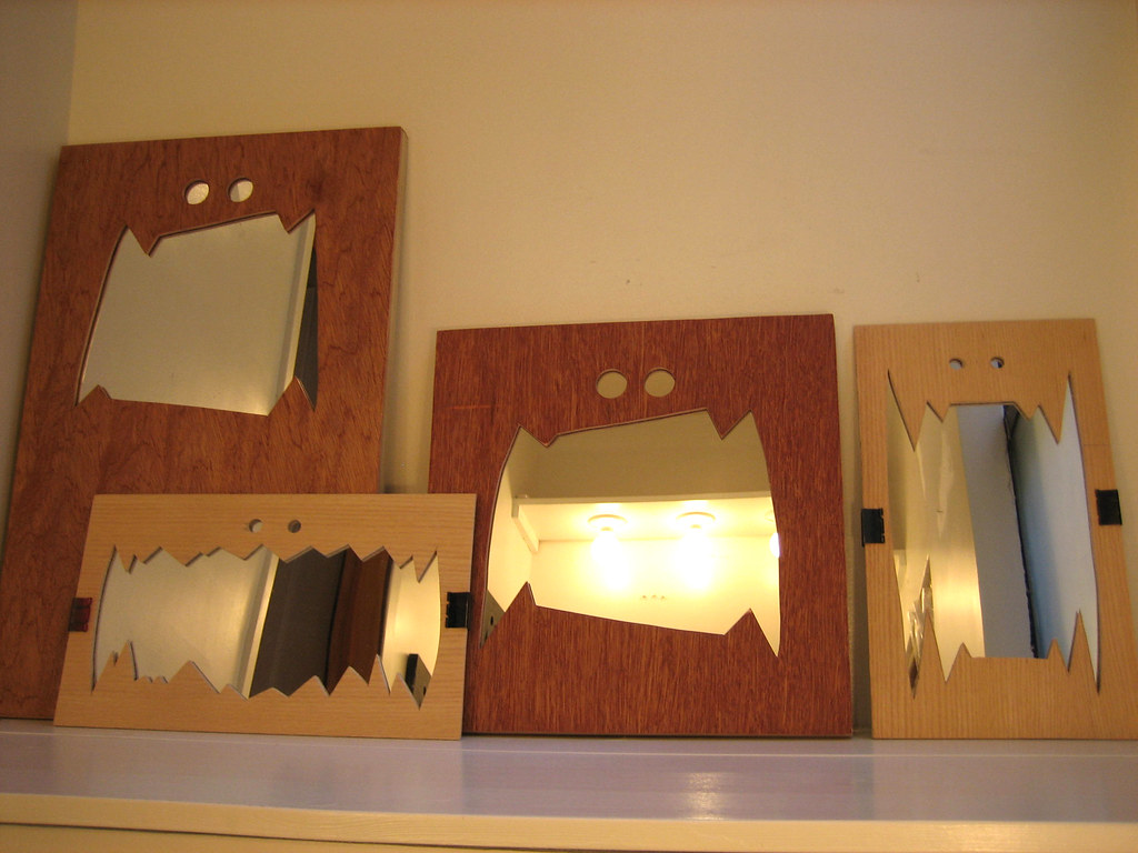 Monster Mirrors