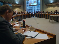 EU Green Group / Open Rights Group: term extension discussion