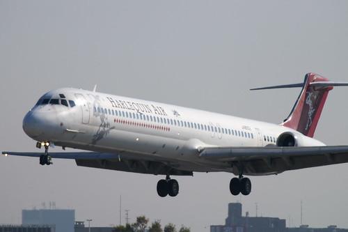 MD-81 (JA8552) @RJOO