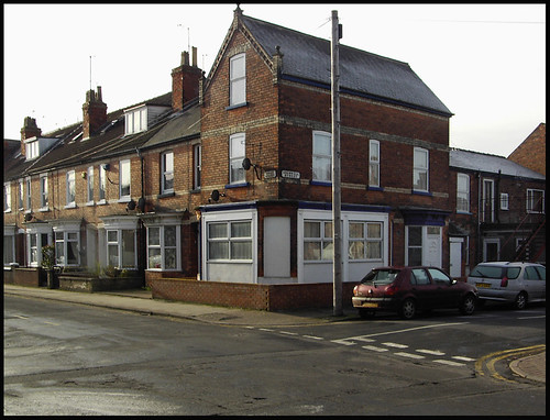 The former Co-Op, Drake Street, Gainsborough