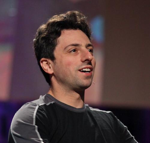 Sergey Brin de Google