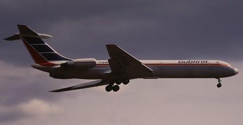 Cubana Ilyushin Il-62