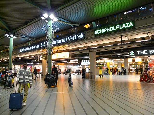 Amsterdam - Luchthaven Schiphol
