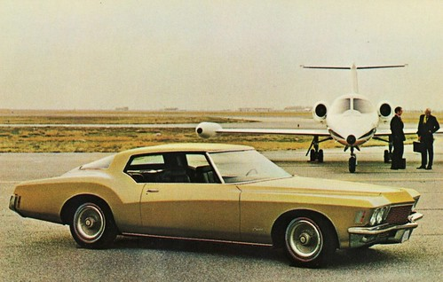 1971 Buick Riviera Sport Coupe