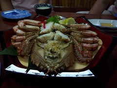 crab, meal, seafood, food, dish, cuisine,