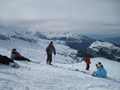 Ski group 13