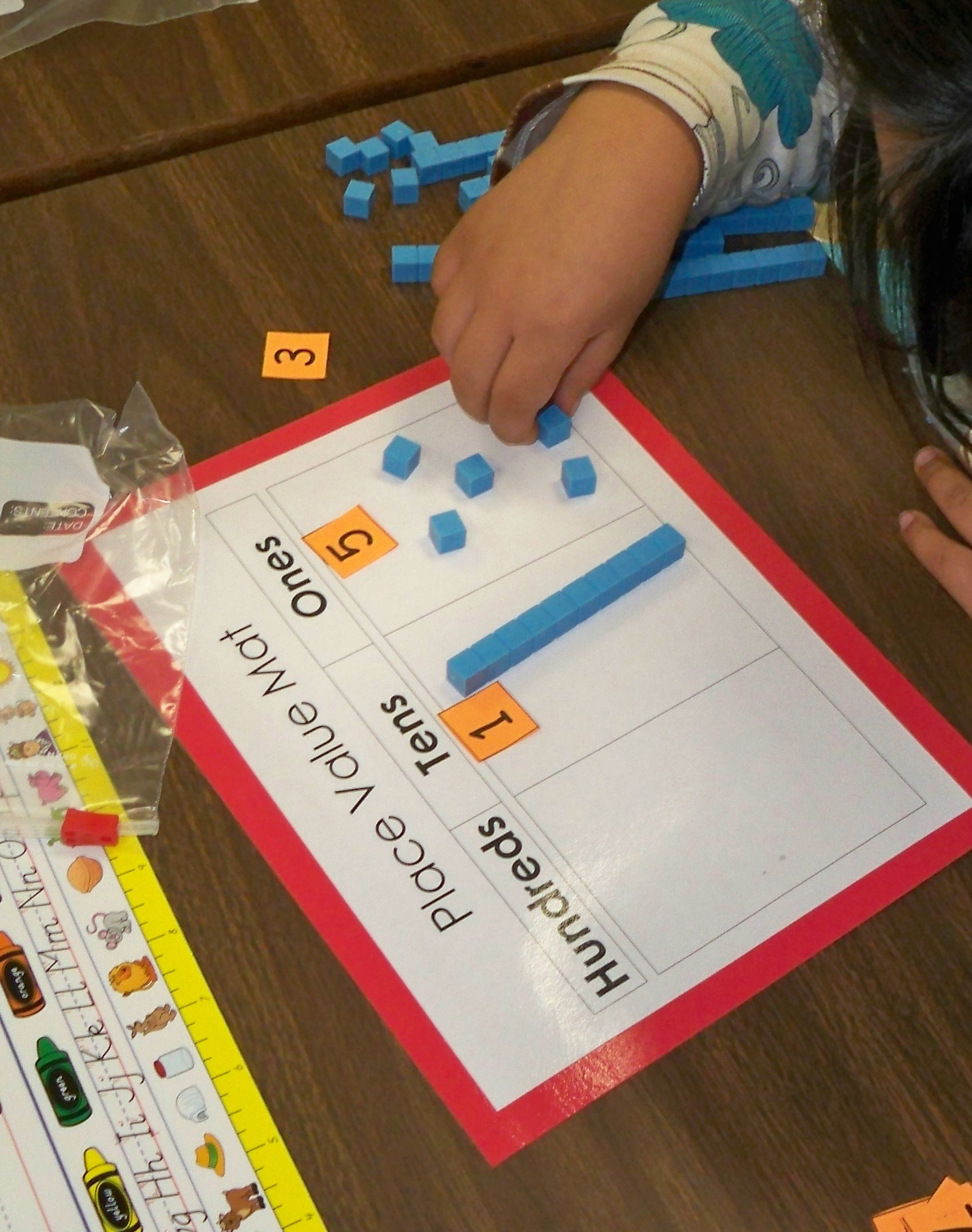 Investigating Place Value Flickr Photo Sharing