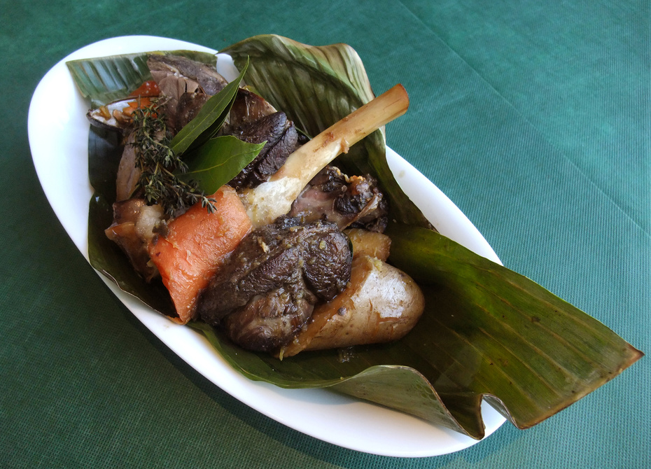 Traditional maori food for Authentic new zealand cuisine