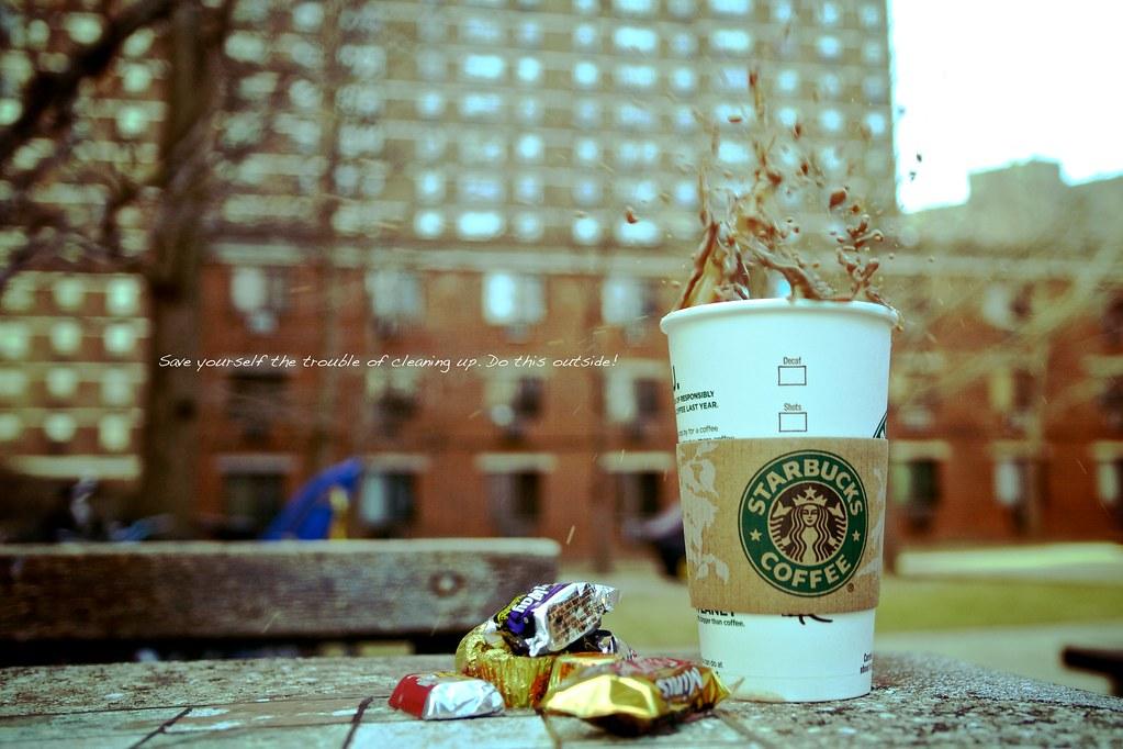 77/365 Starbucks.