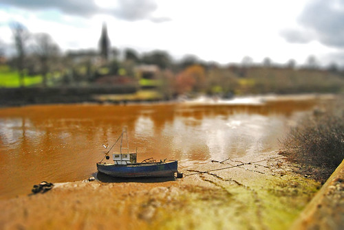 england river boat chester riverdee tiltshift explored nikond60 chestermarchnikond60
