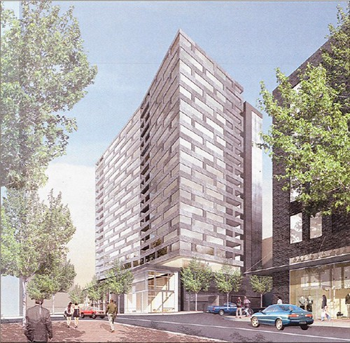 Dual 24 Story Apartment Towers Debut At 8th Spring: Just Up The Pike: Eleven55 Ripley Raises Standard Of Urban