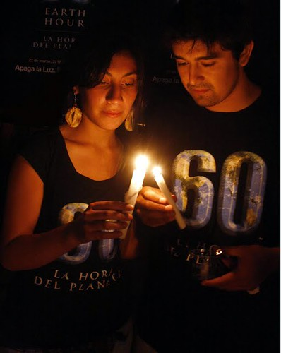 Earth Hour Supporters