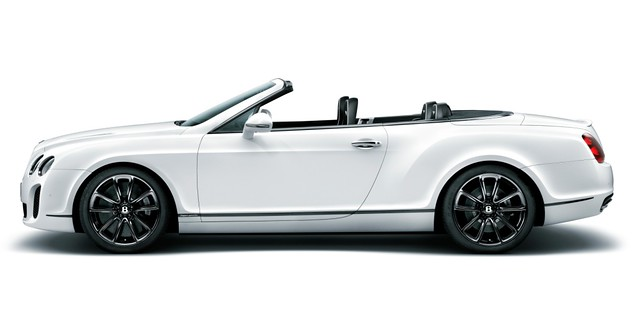 2011 Bentley Supersports Convertible