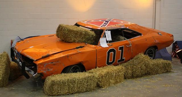 1969 Charger General Lee Stunt Car