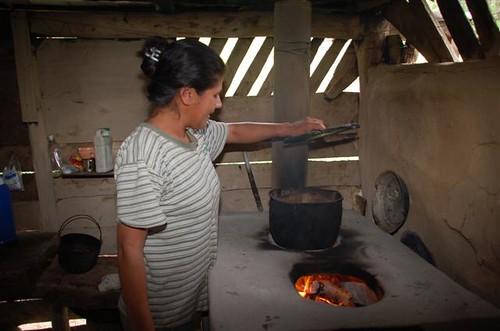 Energy-efficient stove