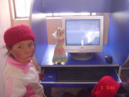 Nuevos usos de TICs en Huancavelica