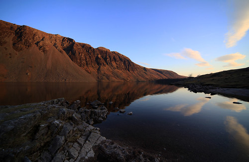 The Screes Wastwater