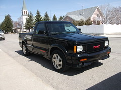automobile, gmc, automotive exterior, pickup truck, vehicle, truck, bumper, land vehicle,
