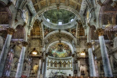 St Leonard Church Interior Photo