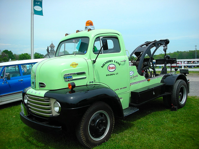 Ford 1948 F5 COE Truck http://www.flickr.com/photos/83677003@N00/4585163459/