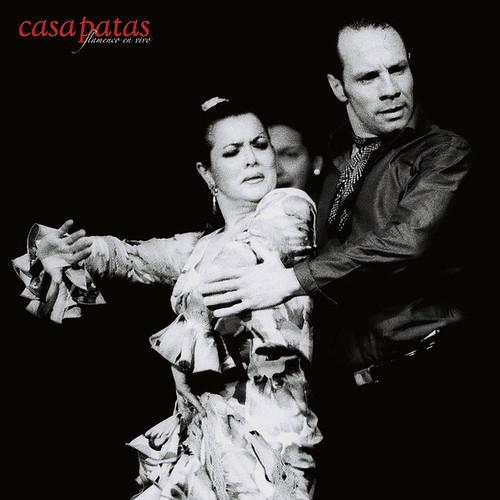 Isabel López y Adolfo Vega bailando en Casa Patas. Foto: Martín Guerrero