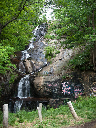 graffiti waterfall 321 environment educate blowingrock steward conserve fiveoff richnicoloff fromthejourney photographyfromthejourney