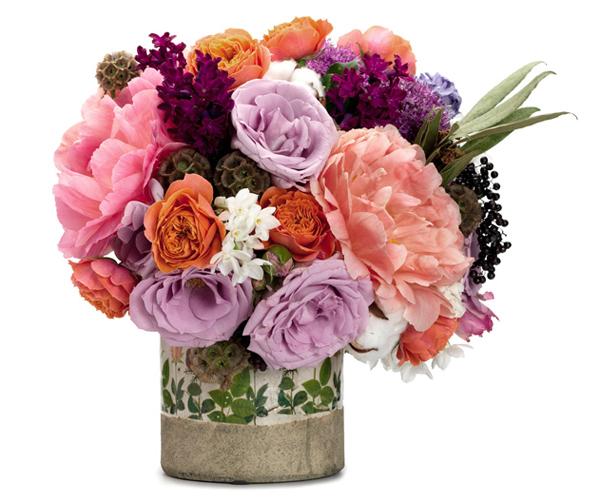 Tul y flores inspiraci n para tu boda flowers by bornay - Flowers by bornay ...