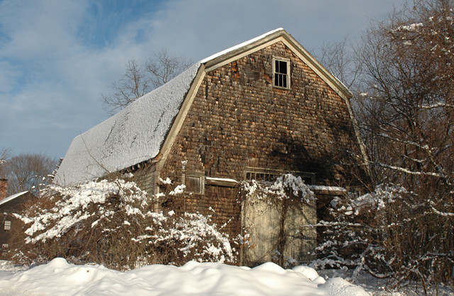 Old barn in new england flickr photo sharing for New england barns for sale