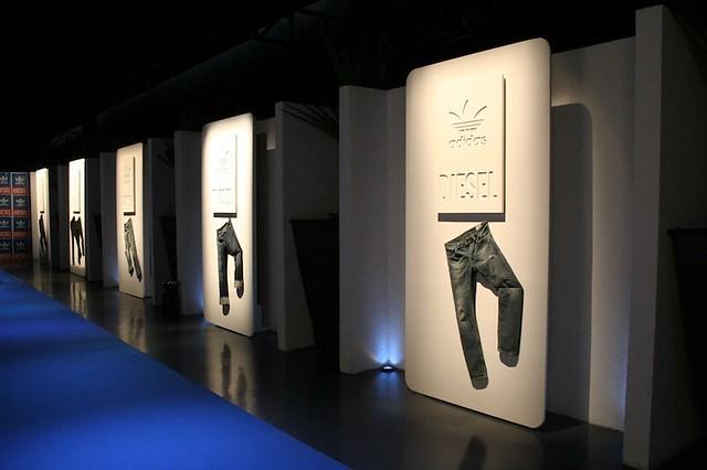 Adidas & Diesel - Festa de Lançamento