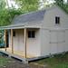 12x16 Premier Tall Barn w/ porch