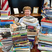 Book Donations for US Embassy Apia's American Corner at the Nelson Public Library on Upolu