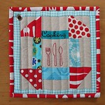 Potholder Pass 3 'cooking'