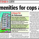 Maharashtra police mega city project, Lohegaon Pune, to begin on June 1, 2010