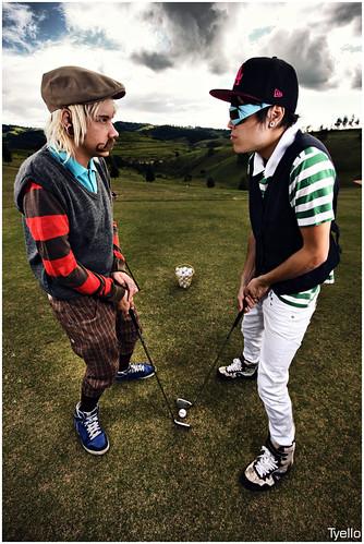 golf compétition résultats