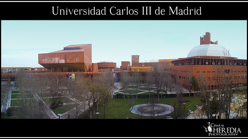 Universidad carlos iii de madrid a photo on flickriver for Universidad de madrid