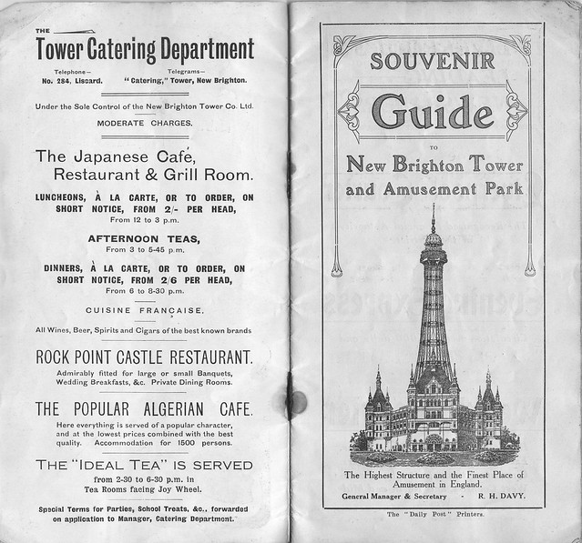 New Brighton Tower Guide page 1