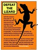 Linchpin Defeat the Lizard