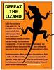 Linchpin Defeat the Lizard